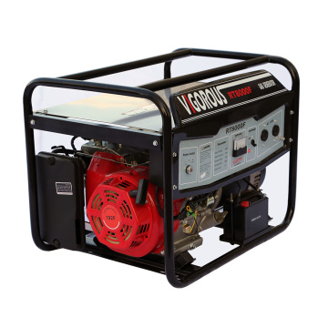 12KW LPG and Natural Gas Generator