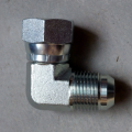 Metric Male 74°Cone Female 74° Seat Elbow Adaptor