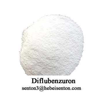 Customized for White Crystals Powder Insecticide Diflubenzuron 25% Tech Insecticide supply to Portugal Supplier