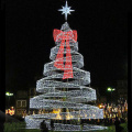 20ft 30ft 40ft 50ft giant outdoor lighting christmas tree