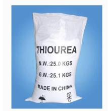 Factory best selling for Offer Diphenylacetonitrile Pharm Intermediate, Betaine Citrate Pharmaceutical Intermediate, Pesticide Intermediates, Medicine Intermediate From China Manufacturer High Quality Thiourea 99% CH4N2S 62-56-6 supply to Palestine Suppli