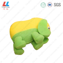 Crafted lovely animal bath sponge