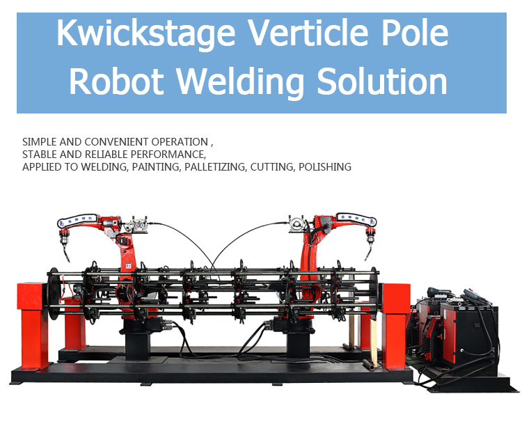Standard of Kwikstage Scaffold Weld Workstation