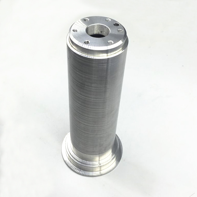 Rapid CNC Turning Machining Aluminum Parts