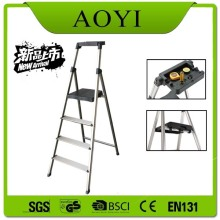 Customized for Fold Step Ladder Aluminum 4 step ladder supply to Antarctica Factories