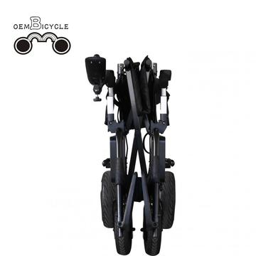 Electric Foldable Wheelchair for Disabled People
