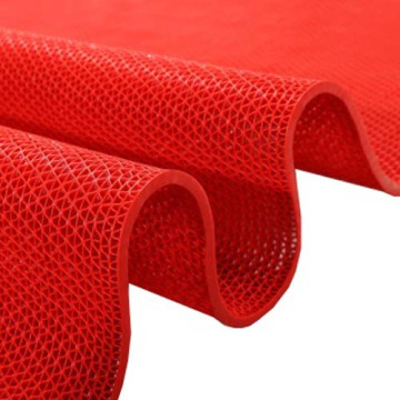 S roll mat or Z carpet mesh floor