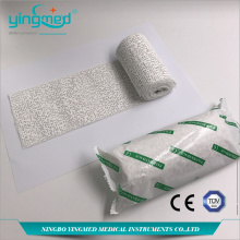 Supply for High Elastic Bandage White Plaster of Paris Bandage supply to Qatar Manufacturers
