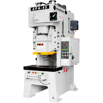 Power Press machine for metal sheet stamping