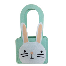 Easter dinner bag with cute bunny pattern