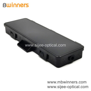 Small Wall Mounted Fiber Optic Ftth Terminal Box