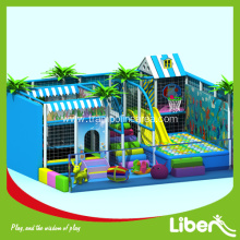 Children indoor playground equipment for Supermarket