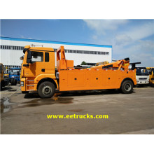 Special for 10 Tons Dongfeng Truck Cranes SHACMAN 10 Ton Light Duty Truck Cranes supply to Belgium Suppliers