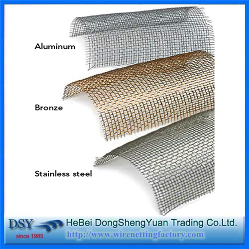 Aluminium Wire Net for Protection