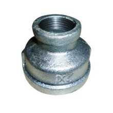 China Manufacturers for Malleable Iron Pipe Fittings,Galvanized Fittings,Iron Fittings,Zinc Coated Fittings Manufacturer in China Banded Type Malleable Iron Reducing Sockets export to South Korea Wholesale