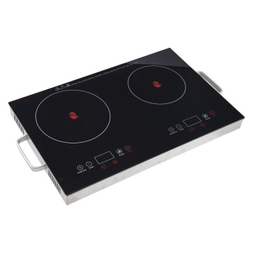 2800W Portable Cooktop Countertop Burner with control panel
