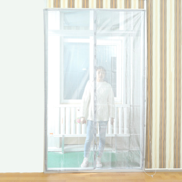 Hand Free Screen Door