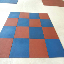 High garage rubber flooring tiles