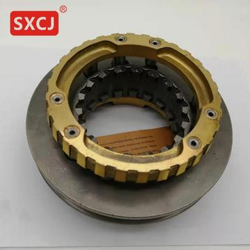 synchronizer gear set for truck