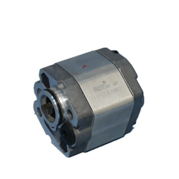 scissor lift gear pump