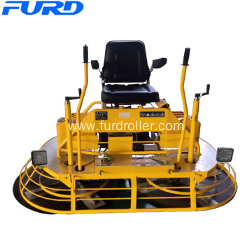Ride-on Power Trowel Machine For Concrete Finishing