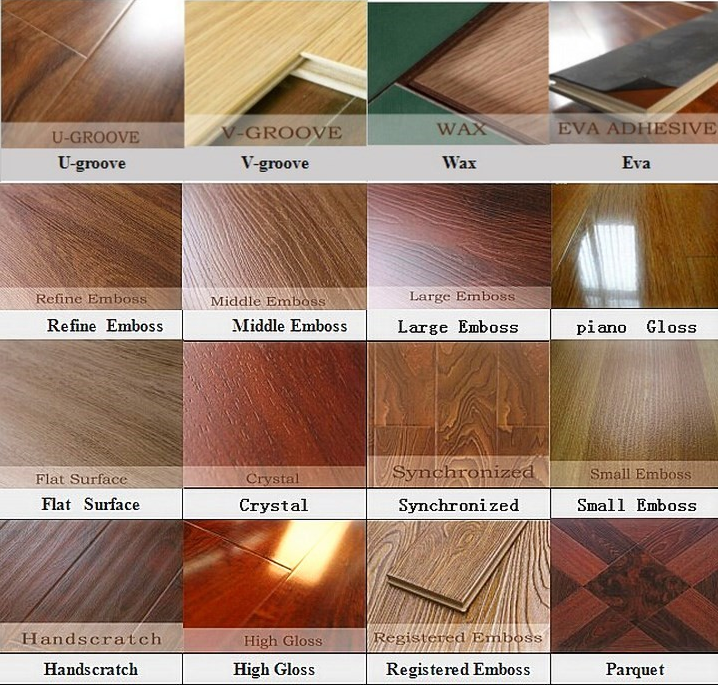 Laminate Flooring More Color 1