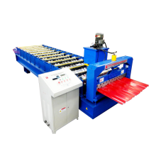 Good Quality for China IBR Roof Roll Forming Machine,Trapezoidal Panel Roof Roll Forming Machine,840 Steel Panel Making Machine Supplier Iron Sheet Wall Roof Roll Forming Machine export to Liechtenstein Importers