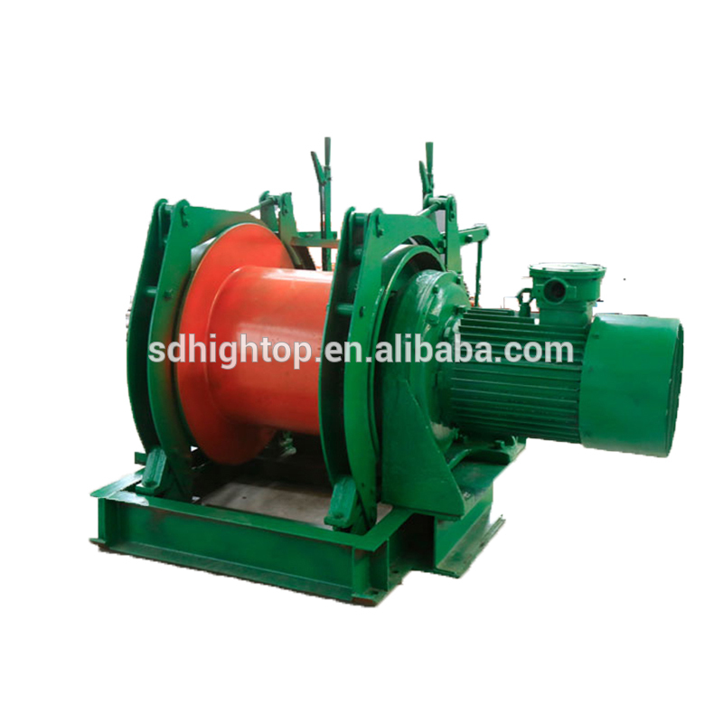 Mining Lifting Winch