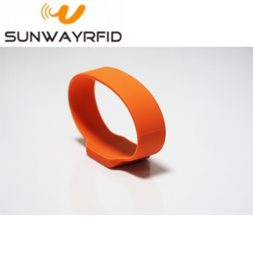 Durable Rfid Chip Bracelet High Frequency rfid Wristband