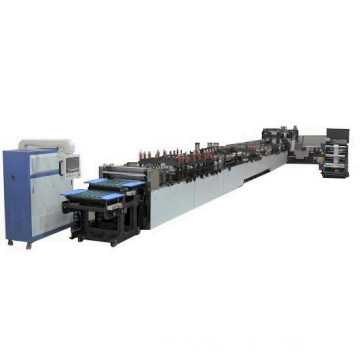 8 side seal bag making machine