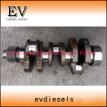 ISUZU 3LB1 crankshaft main bearing