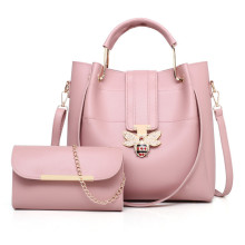 New Fashion Bags Leather Backpack Lady Bagpack