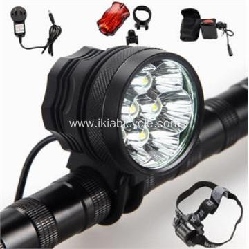 3 Led Bicycle Dynamo Light Rechargeable