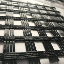 Polyester Biaxial Geogrid For Reinforcement