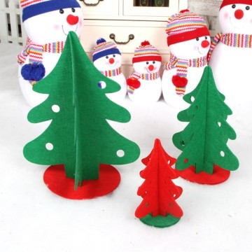Felt Christmas Irnaments Decoration for promotion