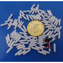 Factory Free sample for Zirconia Ceramic Tube zirconium oxide zirconia ceramic tubes spacers washers export to India Manufacturer