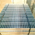 Smooth Surface Stainless Steel Bar Welded Grating