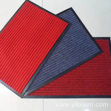 Professional anti-slip ribbed floor mats PP material
