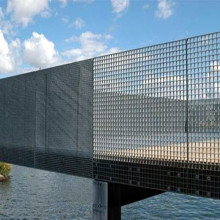 Steel Bar Grid Bridge Fences