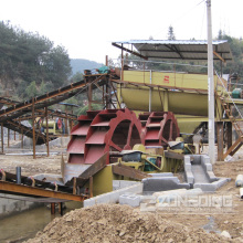 River Stone Sand Making Production Line