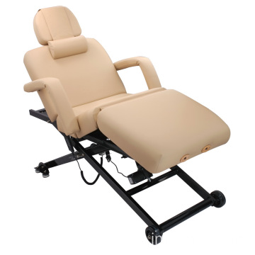 comfortable electric facial bed/ massage table