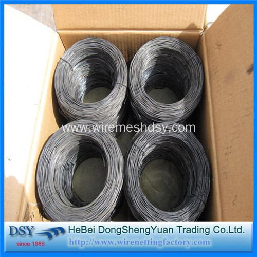 2016 Low Price Black Annealed Wire