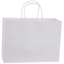 Wholesale custom design printed shopping paper bag