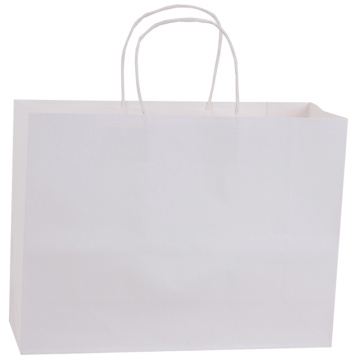 CMYK Printed PP Rope Handle Paper Bag