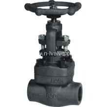 Good Quality for Api 602 Globe Valve API 602 Forged Steel Globe Valve supply to Vanuatu Suppliers