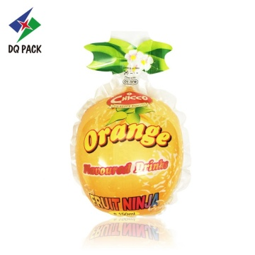 150ml juice pouch injection packaging bag for beverage