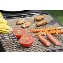 Best-Selling for Non Stick BBQ Grill Mesh Mats Non-stick Teflon Grill Mat export to Maldives Factory