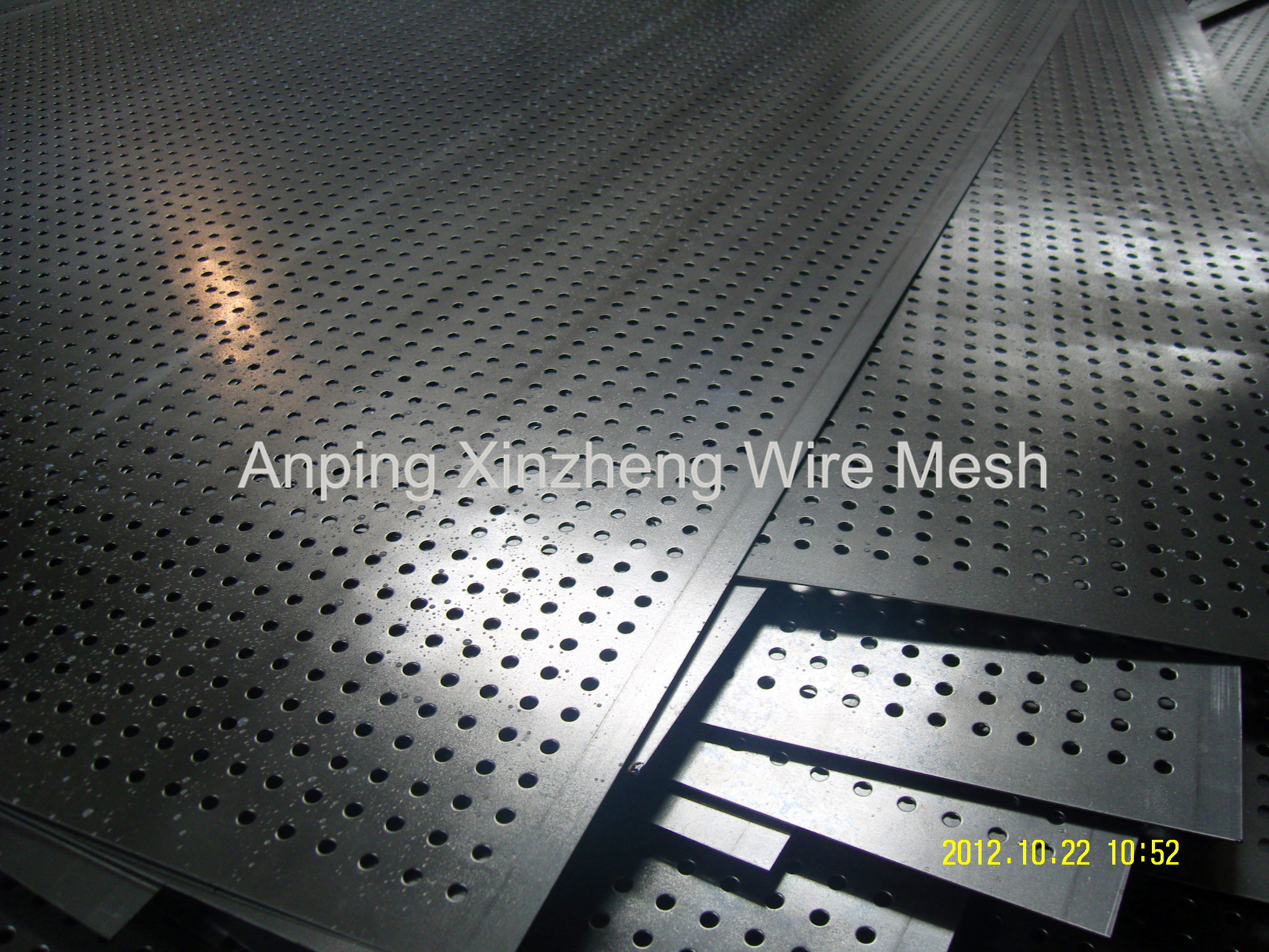 Stainless Plate Mesh