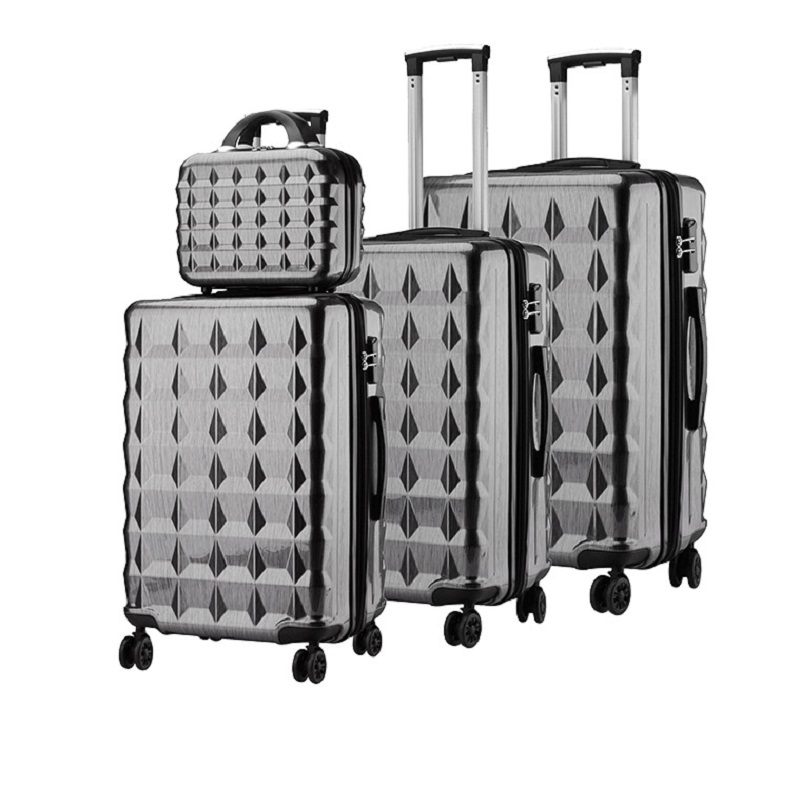 Black Luggage Set
