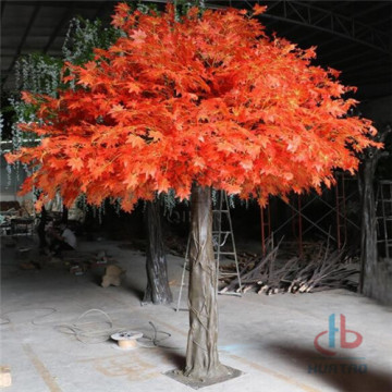 Fire Resistant Artificial maple tree